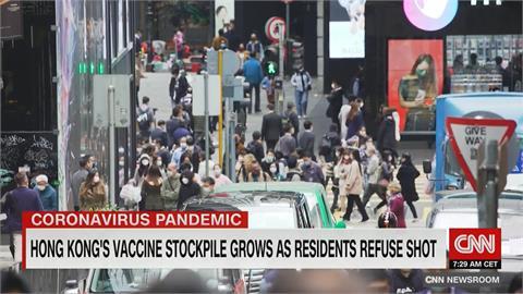 破功了!香港驚見Delta變種病毒本土病例