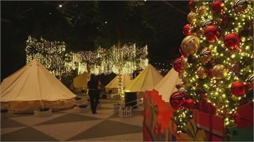來樟宜機場露營睡帳篷!「一晚7700元」豪華露營方案大熱賣