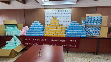 又破偽台製中國口罩 不肖廠商賺400萬!