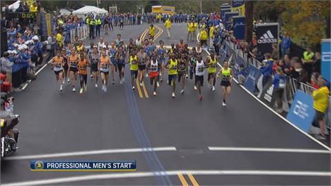 睽違30個月鳴槍!波士頓馬拉松首次秋天開跑 肯亞橫掃男女冠軍