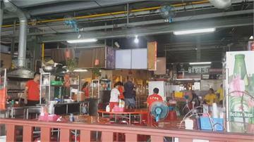 東港華僑市場又遇客人吃「霸王餐」 吃完當沒事?一群人不付帳直接走人