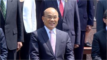 520內閣人事到位!黃致達任政委、丁怡銘接發言人