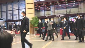 「我們又在一起」蔡蘇24小時三度同台 小英行動證明駁斥換閣揆傳聞
