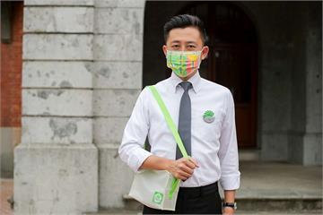 「這款行頭」號召千名志工 竹科包、設計力口罩成最潮志工配備
