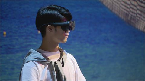 手機大廠跨界多年 推出全新時尚VR眼鏡