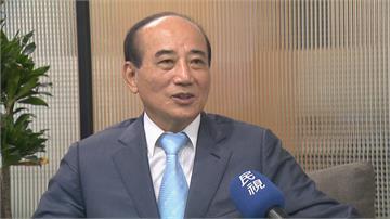 蔡總統邀請接任海基會董座? 王金平親闢謠:沒有的事
