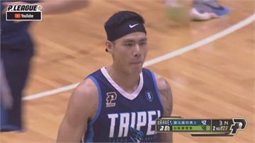 P.LEAGUE+/張宗憲奪12月MVP 台灣新職籃史上第一人