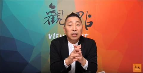 快新聞/媒體人唐湘龍被控肇逃 騎士稱:他叫我記下車號
