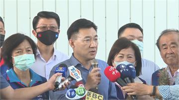 快新聞/藻礁公投連署超過法定門檻 江啟臣:民進黨一手促成的