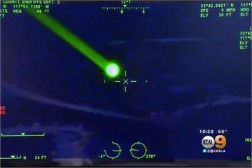 中國用雷射光攻擊飛行員 美國嚴正抗議