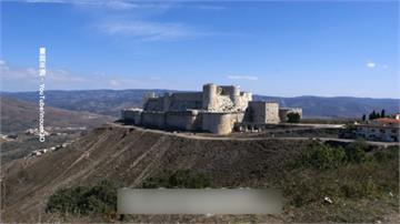 全球/見證耶路撒冷歷史 世遺「騎士堡」遭戰火摧殘