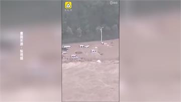長江第三號洪水又形成 安徽古鎮840多萬人受害