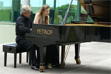 快新聞/捷克Petrof鋼琴中國生意恢復 還多了台灣訂單