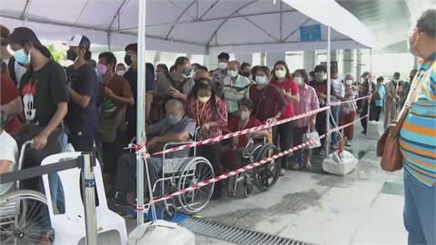 泰確診與死亡創單日新高 擬改裝機場貨倉為病房