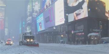美東驟降暴雪 紐約將關閉武肺接種中心