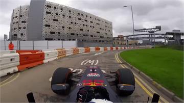 F1賽車表演賽!3/8台中封街激情飆速