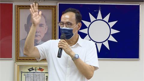 快新聞/朱立倫回覆習近平「中華民國」又消失了! 網酸爆:不負眾望一當選就開舔