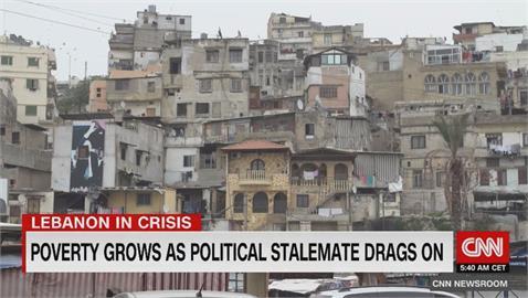 東方巴黎過半貧窮 黎巴嫩政經陷危機