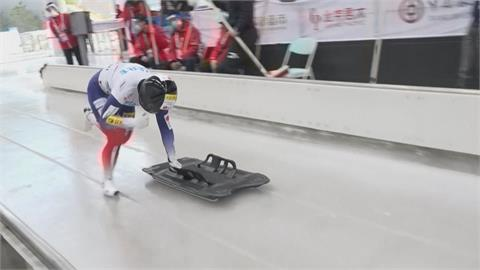 北京冬奧展開雪車測試賽 公佈第一版防疫手冊