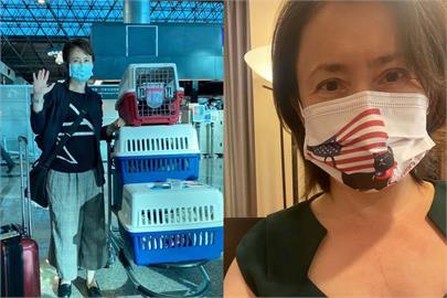 快新聞/「台灣戰貓」赴美滿1年! 蕭美琴吐內心話:充滿挑戰但也很精彩