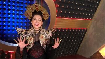 王彩樺穿6位數戲服樂當女一!遭總製作人爆料「大頭症」