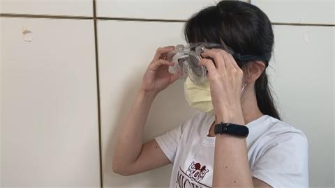 面罩護目鏡戴太緊 壓迫神經恐「游泳頭痛症候群」