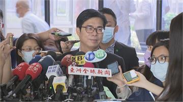 高市議會市政總質詢 陳其邁:一定有問必答