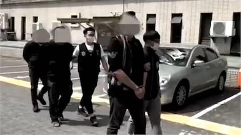 自稱中山聯盟成員恐嚇取財 中市警強力掃蕩逮捕85人!
