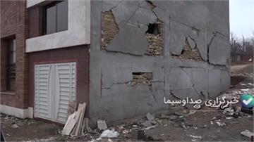 伊朗規模5.6極淺層地震 逾3000棟房屋嚴重毀損