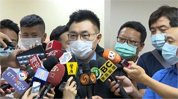 黨代表要國民黨要回故宮國寶 江啟臣尷尬說:純粹個人意見