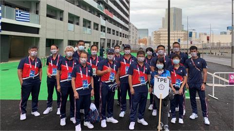 東奧閉幕式今晚登場!台灣代表團開心合影 為台灣劃下完美句點