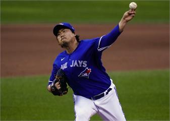 MLB/藍鳥強投柳賢振先發 對決「邪惡帝國」紐約洋基