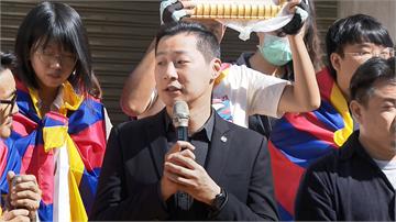 快新聞/林昶佐等4名立委高喊「西藏要人權」 籲國民黨挺藏就是證明反共