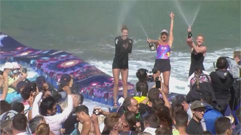 壓倒性跨季12連勝 懸崖跳水世界冠軍提前衛冕