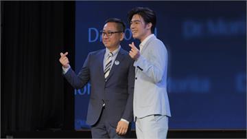 知名美妝推新產品 邀陳昊森任年度代言人