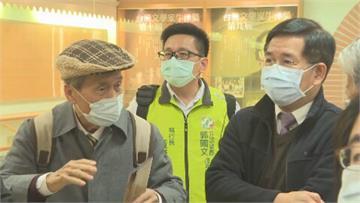 快新聞/潘文忠邀真理大學與張良澤閉門會商 討論如何保存台灣文學