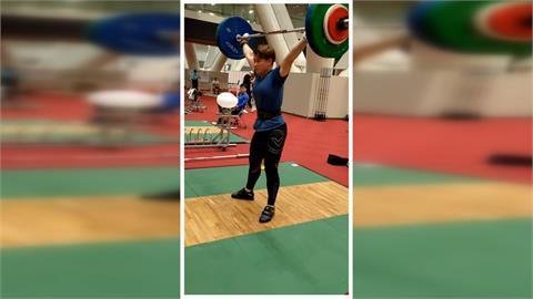 陳玟卉初戰奧運告捷 女子舉重64公斤量級奪銅