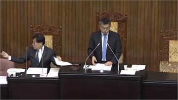 出境管制延長最多6年 吳敦義國共論壇恐泡湯