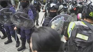 快新聞/國安法毀港 香港公民上街、德國朝野撻伐北京