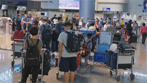 邊境管制升級!返台須自費住防疫旅14天  有人為免費防疫旅館赴英轉機