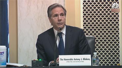 布林肯:中國侵害港台民主自由 中駐美大使放話:核心利益上沒有妥協餘地
