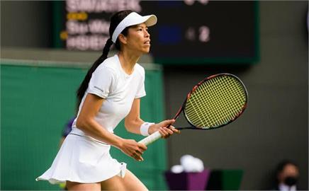 網球/謝淑薇舊傷復發結束單打最終站 無奈透露「不確定會離開多久」