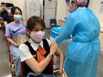 快新聞/一瓶疫苗打15人! 高鐵第一線員工疫苗接種率超過9成