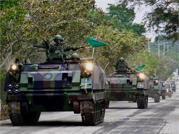 快新聞/疫情升溫 國防部:雙北國軍各部隊、機關、學校17日起異地辦公