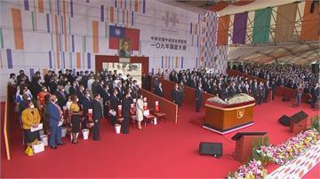 蔡總統國慶談話「向習近平喊話」「對等尊嚴」願促成有意義對話