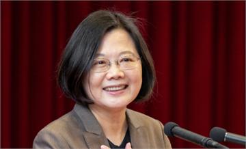 快新聞/美國參議員為蔡英文撰文百大人物 盛讚:蔡向世界表明面對中國台灣不沉默