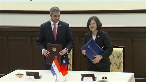 巴拉圭大學辦高端實驗 一度稱「中國台灣」 外交部提醒更正