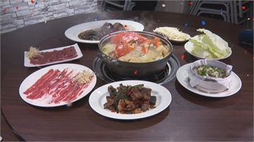 秋天就吃這味!羊肉、沙公「極鮮海陸羊肉爐」