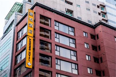 獨/萬華旅館醫護免費住 1500間2天被訂光「急徵防疫物資」