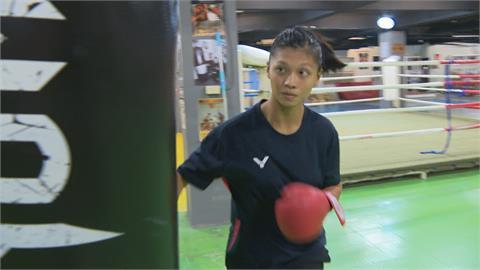 女子拳擊輕量級首戰奪勝 我國吳詩儀晉16強